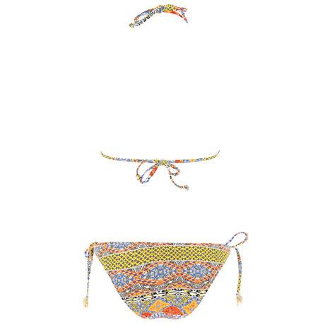 SORAYA Maillot de bain 2 pièces triangle St Rémy Multicolore