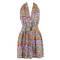 SORAYA Robe de plage Darling St Rémy Multicolore