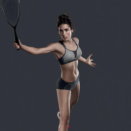 ANITA Brassière sport DynamiX Star Gris