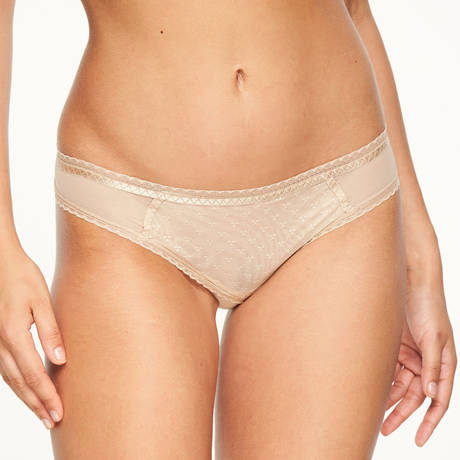 CHANTELLE Slip brésilien Courcelles Nude