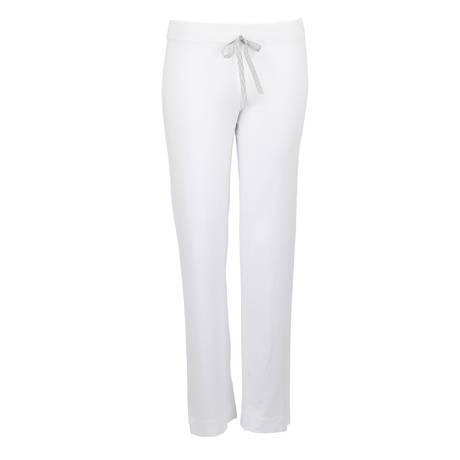 LINGERIE LE CHAT Pantalon Lounge Blanc