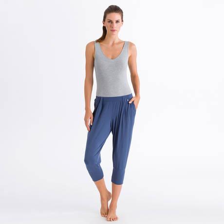 HANRO Body Yoga Basic Grit Melange