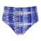 CHANTELLE Maillot de bain culotte haute Hippie Chic Bleu tie & dye