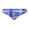 CHANTELLE Maillot de bain slip Hippie Chic Bleu tie & dye