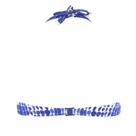 CHANTELLE Maillot de bain corbeille coques Hippie Chic Bleu tie & dye