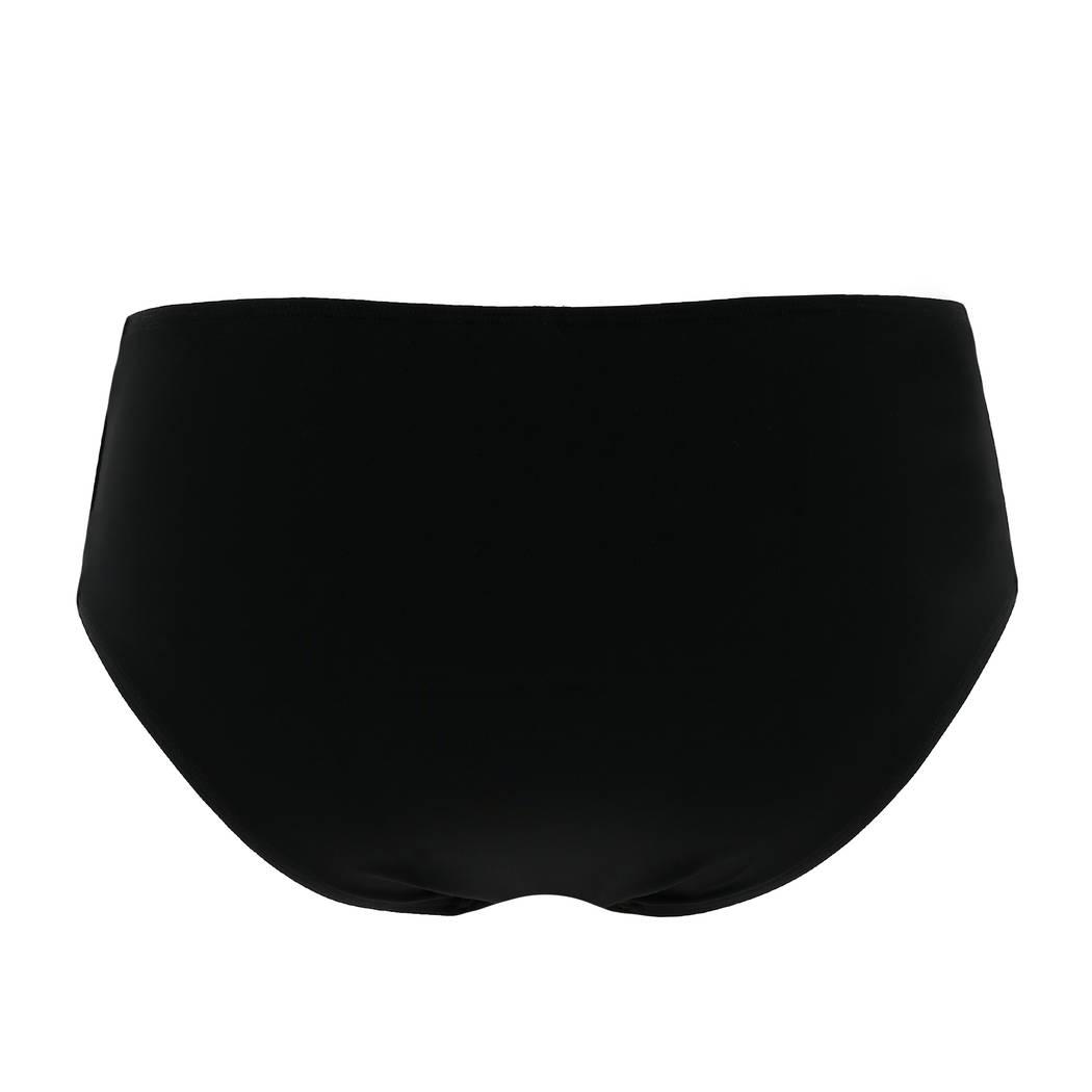 SIMONE PÉRÈLE Maillot de bain culotte rétro Tango Noir