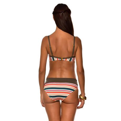 LIVIA Maillot de bain culotte Minorque Bouteille