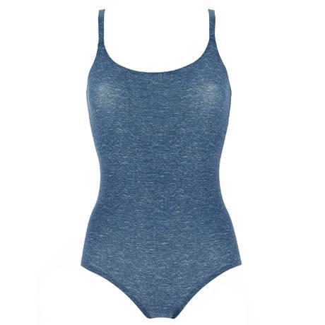 CHANTELLE Body Soft Stretch Bleu Chiné