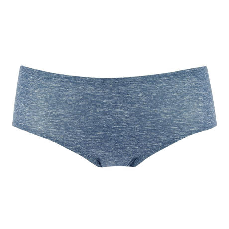 CHANTELLE Shorty Soft Stretch Bleu Chiné