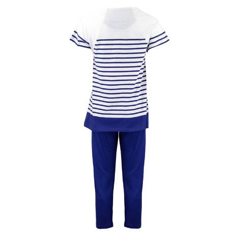 CANAT Pyjama Bleu/Blanc