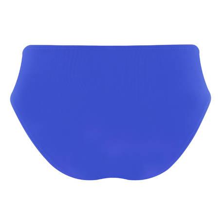 ANTIGEL Maillot de bain slip coulisse La Santa Antigel Santa Bleu