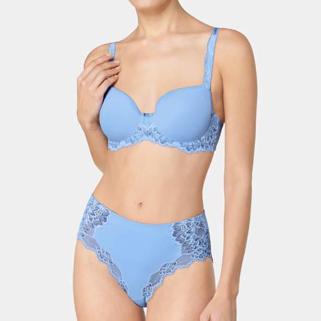 TRIUMPH Soutien-gorge ampliforme Amourette Charm Bleu Dragée