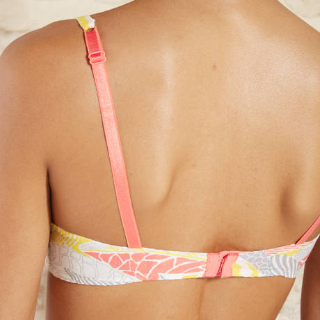 BARBARA Soutien-gorge sans armatures Jungle Mangue