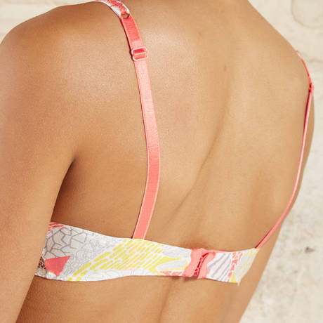 BARBARA Soutien-gorge push-up Jungle Mangue