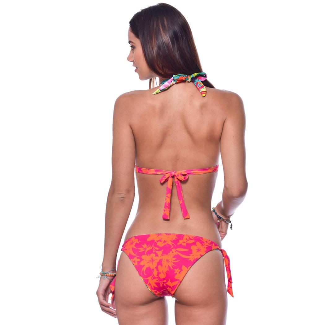 BANANA MOON Maillot de bain triangle push-up Tropisun Caraïbes