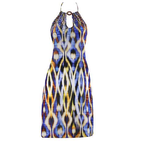 ANTIGEL Robe de plage La Wax des Plages Wax Bleu
