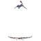 ANTIGEL Maillot de bain triangle coques La Wax des Plages Wax Bleu