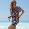 ANTIGEL Tunique de plage La Wax des Plages Wax Bleu