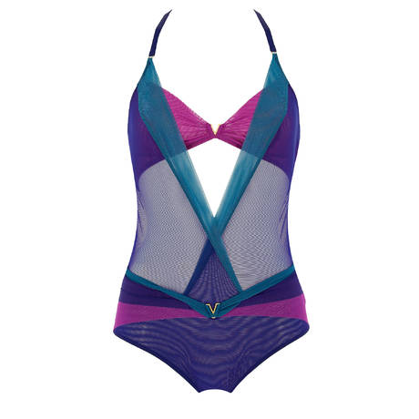 TRIUMPH Body sans armatures Translucent Essence Violet Bicolore