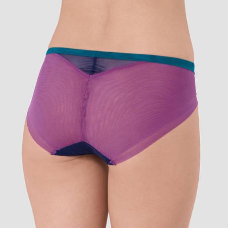 TRIUMPH Slip Translucent Essence Violet Bicolore