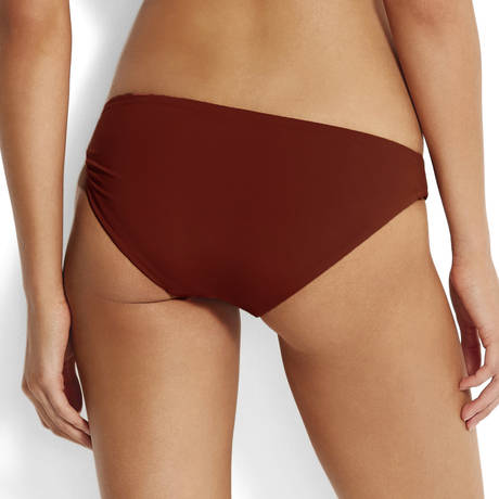 SEAFOLLY Maillot de bain slip hipster Active Burnt Amber