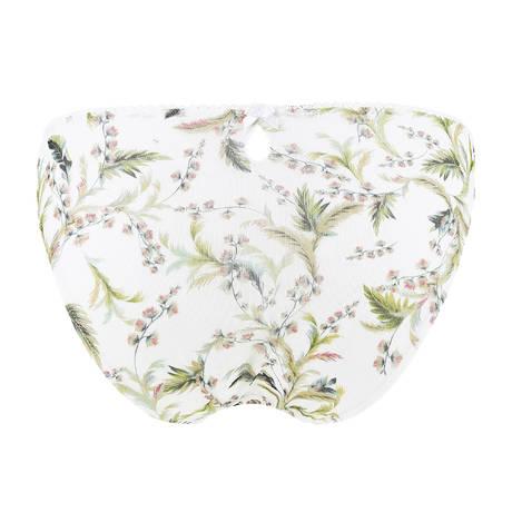 LISE CHARMEL Slip fantaisie Aura Tropical Blanc Exotique