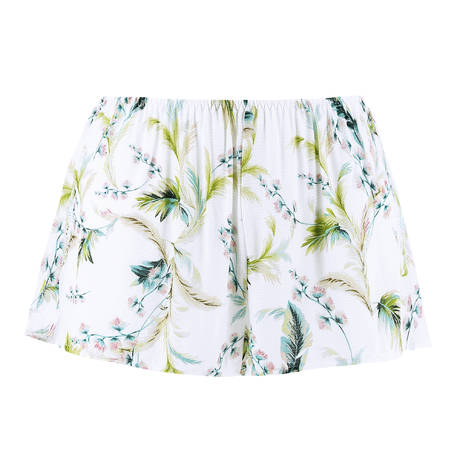 LISE CHARMEL Short Aura Tropical Blanc Exotique