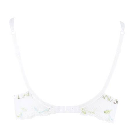 LISE CHARMEL Soutien-gorge armatures Aura Tropical Blanc Exotique