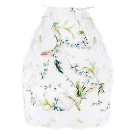 LISE CHARMEL Soutien-gorge brassière séduction Aura Tropical Blanc Exotique