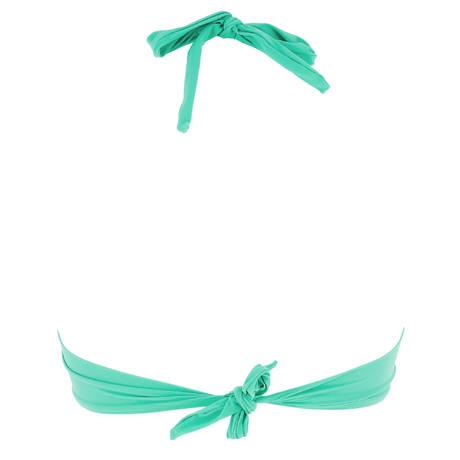 PAIN DE SUCRE Maillot de bain triangle armatures Bryana Sensitive Uni Life Vert