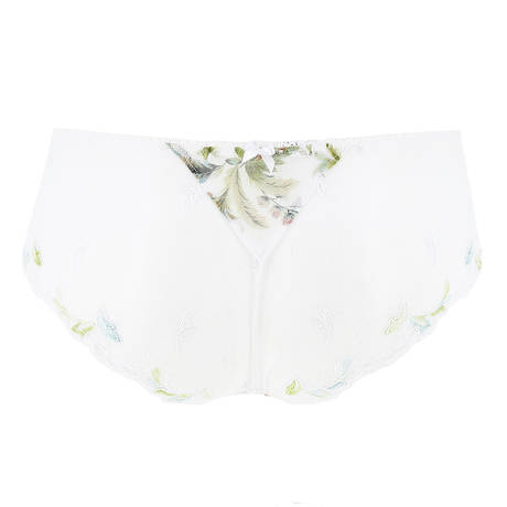 LISE CHARMEL Shorty Aura Tropical Blanc Exotique