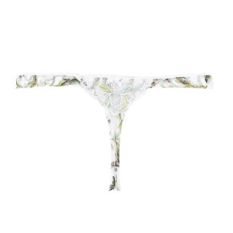 LISE CHARMEL String sexy Aura Tropical Blanc Exotique