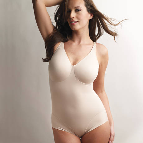MIRACLESUIT Body armatures sculptant Comfort Leg Nude