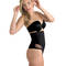 MIRACLESUIT String taille haute gainant Sexy Sheer Shaping Noir