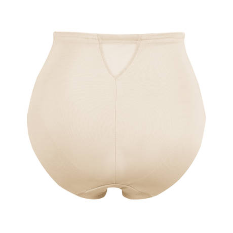 MIRACLESUIT Culotte mi-haute amincissante Sexy Sheer Shaping Nude