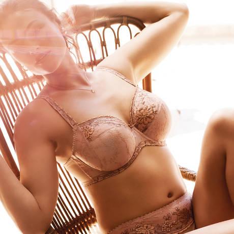 PRIMADONNA Culotte haute Golden Dreams Bamboo