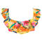 BANANA MOON Maillot de bain bandeau Tropisun Orange