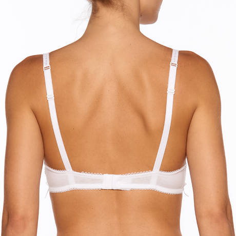 MILLESIA Soutien-gorge push-up Angelique Blanc