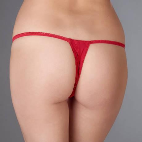 MAISON CLOSE String ouvert Le Petit Secret Rouge