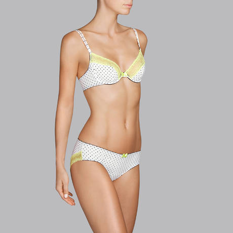 ANDRES SARDA Soutien-gorge corbeille Richmond Naturel