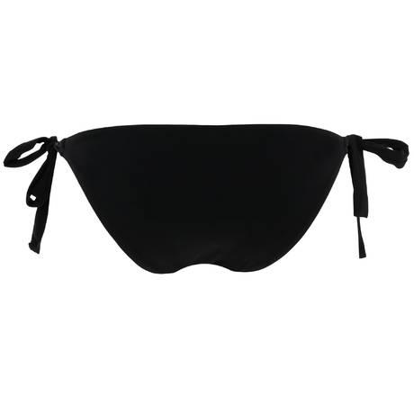 LISE CHARMEL Maillot de bain bikini Cascade Florale Paillette Noir