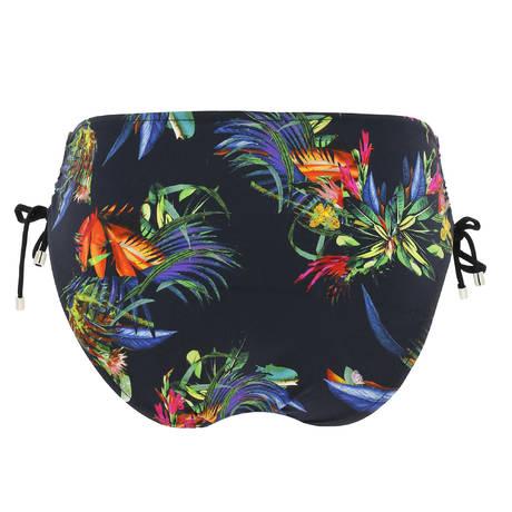 LISE CHARMEL Maillot de bain slip coulissant Iris Oiseau Oiseau Tropical