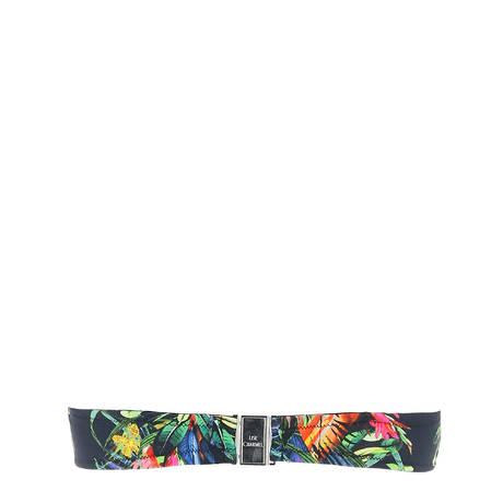 LISE CHARMEL Maillot de bain brassière coques bonnets profonds Iris Oiseau Oiseau Tropical