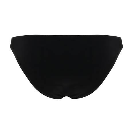 LISE CHARMEL Maillot de bain slip taille basse Cascade Florale Paillette Noir