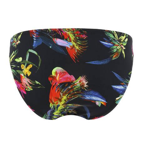 LISE CHARMEL Maillot de bain slip Iris Oiseau Oiseau Tropical