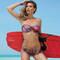 ANTIGEL Maillot de bain slip charme revers La Surf Mania Surf Solaire