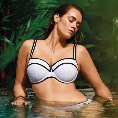 PRIMADONNA Maillot de bain slip brésilien Joy Blanc