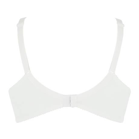 ANTINÉA Soutien-gorge armatures bien-être Fashion Guipure Blanc
