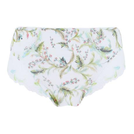 EPRISE DE LISE CHARMEL Culotte haute Aura India Blanc Exotique