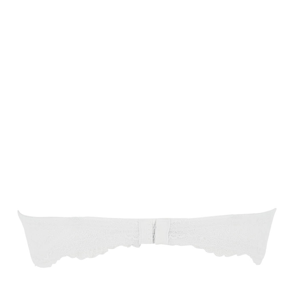 LISE CHARMEL Soutien-gorge bandeau Charme Estival Blanc